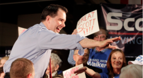 Never Mind the Bollocks…Scott Walker is Two Points Down